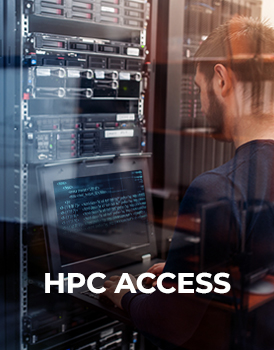 Access to the HPC resources